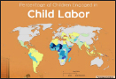 What countries still practice Child Labor?