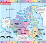 Ontario Canada Time Zone Map.World Time Zone Map List Of Time Zones Of All Countries