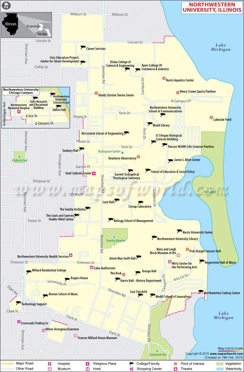 Northwestern University in Illinois