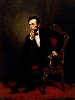 a biography of president abraham lincoln the united states president The facts about abraham lincoln detail the life and accomplishments of one of  the most  he had one of the most recognizable faces of all us presidents.