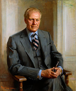 Gerald Ford The 38th President Of The Us Biography Facts