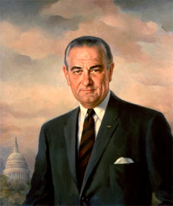a biography of lyndon baines johnson 36th president of the united states of america Lyndon baines johnson, often referred to as lbj, was an american politician who served as the 36th president of the united states from 1963 to 1969 comments top popular newest johnson got civil rights through and was an incredible politician with a strong history of getting things done in the senate.
