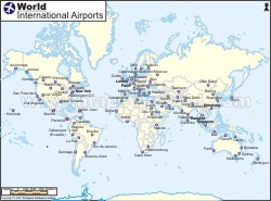 World travel maps world airports map shopping gumiabroncs Gallery