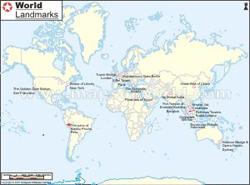 World travel maps landmarks gumiabroncs Image collections