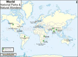 World travel maps famous museums in the world parks and wonders gumiabroncs Gallery