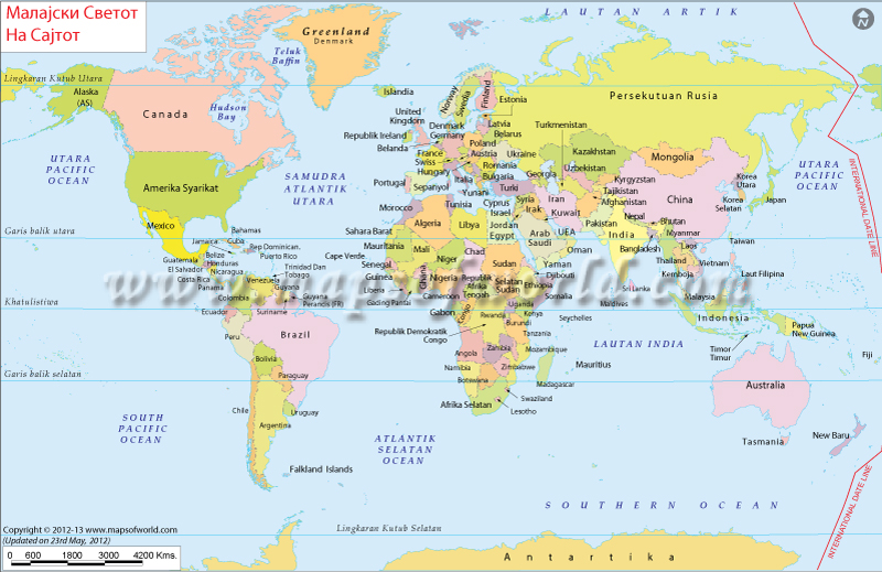 World map in malay peta dunia gumiabroncs Images