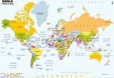 World Physical Map | Physical map of the World