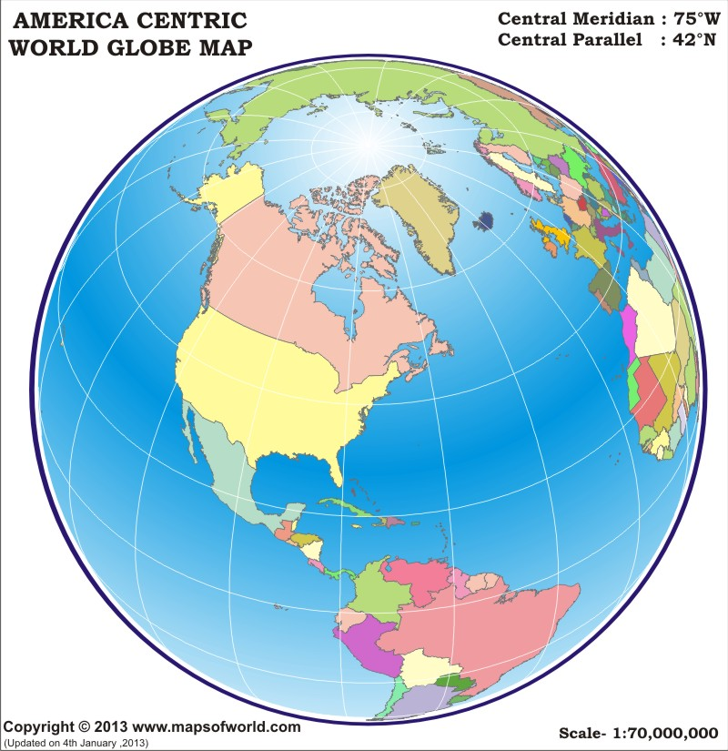 World globe map america centric gumiabroncs Gallery