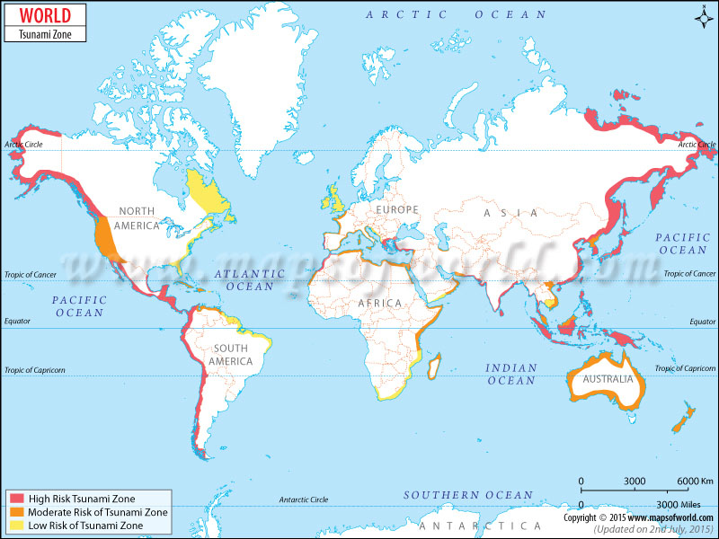 World map tsunami zones gumiabroncs Images