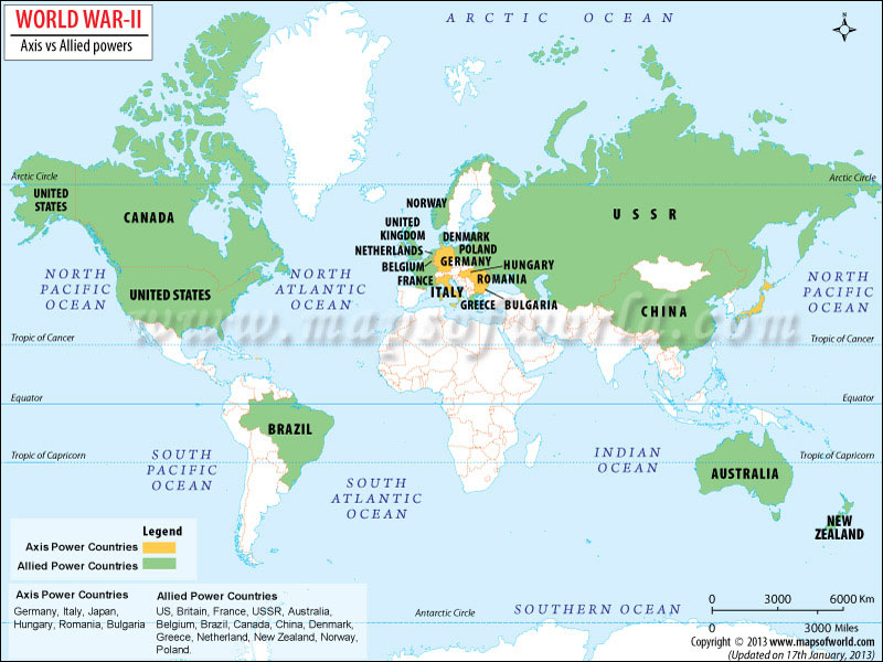 World War II Map Second World War Map World War Map - Germany map ww2