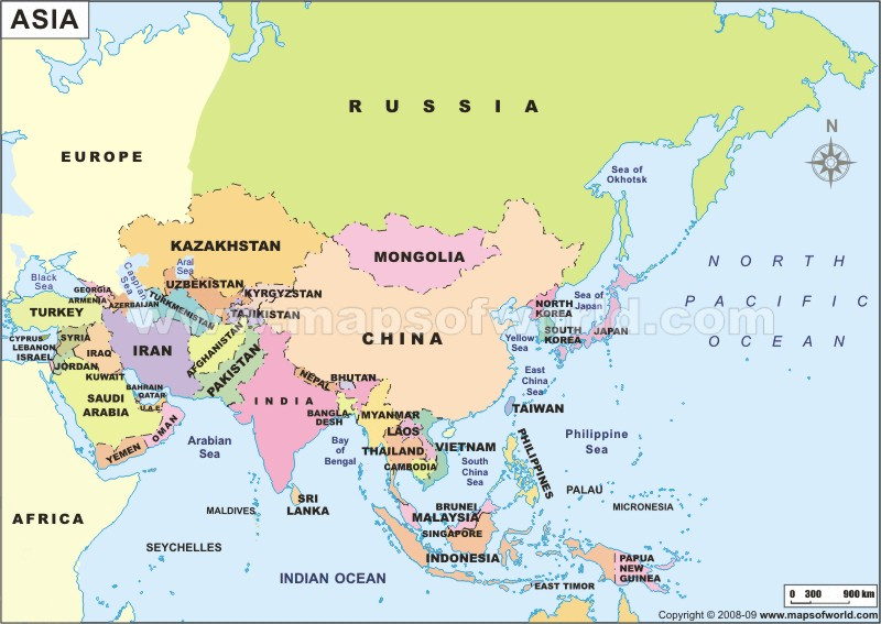 east asia map political. east asia map political.