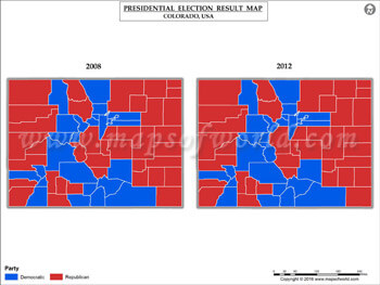 US Election Maps