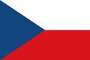 República Checa Bandera