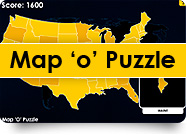 Map 'O' Puzzle