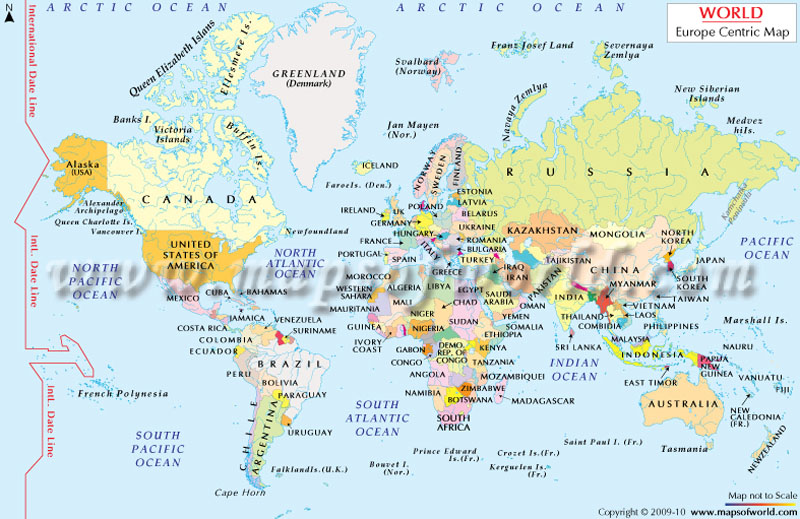 Where Is Europe In World Map - CYNDIIMENNA
