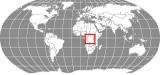 locator-Democratic Republic of Congo