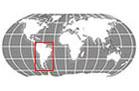 Locator South America