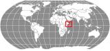Somalia locator