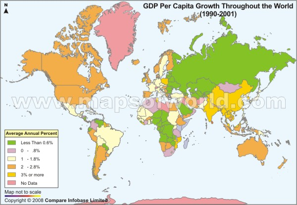 World Economy Maps