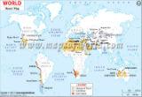 World Desert Map