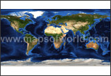 World GEO Map