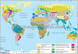 World Natural Vegetation Map