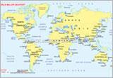 World Sea Ports Map