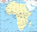 Africa Lat Long