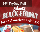 Should Black Friday be an American Holiday?