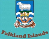 Infographic of Falkland Islands Fast Facts
