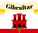 Infographic of Gibraltar Fast Facts
