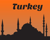 Infographic of Turkey Fast Facts