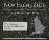 Infographic Of New Hampshire Fast Facts