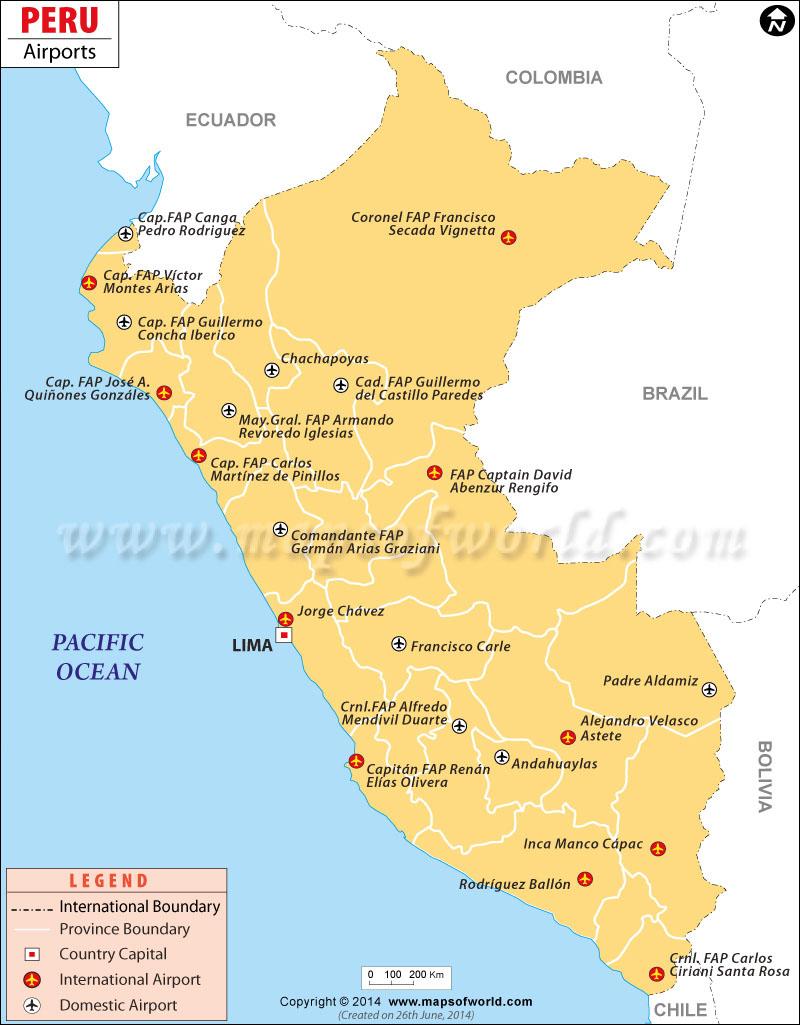 Peru Airports