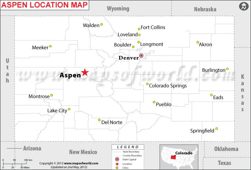 Where is Aspen, Colorado
