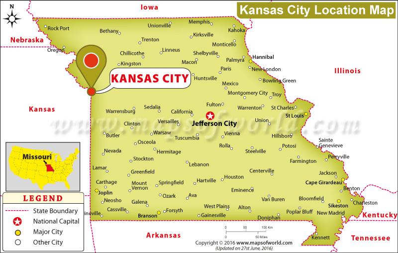 Kansas City Missouri Zip Codes Map Airports Creativehobby Store