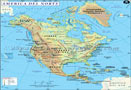 'North America Map in Spanish' from the web at 'http://www.mapsofworld.com/north-america/maps/thumbnails/mapa-de-norte-america.jpg'