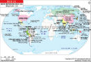 Major Earthquakes in the World