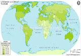 World Life Expectancy Map