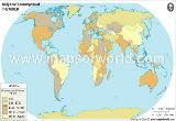 World Food Consumption Map