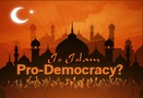 Is Islam Pro-Democracy - an Infographic