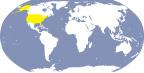 USA Globe Locator