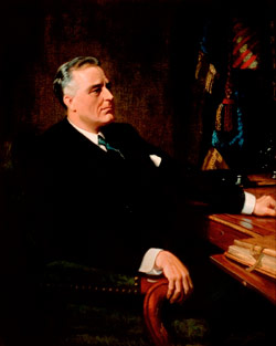 Franklin D. Roosevelt