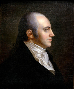 a biography of aaron burr a vice president of the united states Had read the biography of  vice president of the united states  getting himself tried for treason under on july 11 1804 us vice president aaron burr shot.