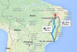 Route Planner Brazil