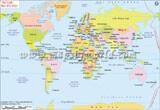 World Map in Vietnamese