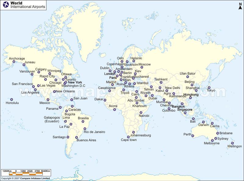 28 airport world map airports in regions regions airports map airport world map by google images gumiabroncs Gallery